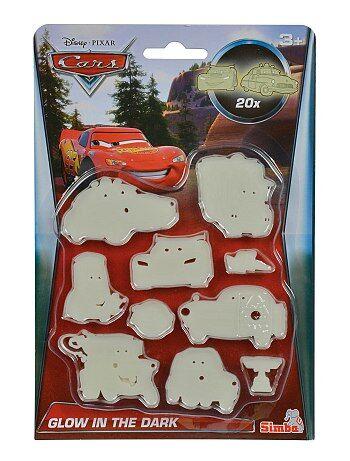 Set 20 stickers phosphorescents 'Cars' - Kiabi