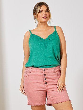 8d93c0d9f8 Jean grande taille femme - jean grande taille pas cher | Kiabi
