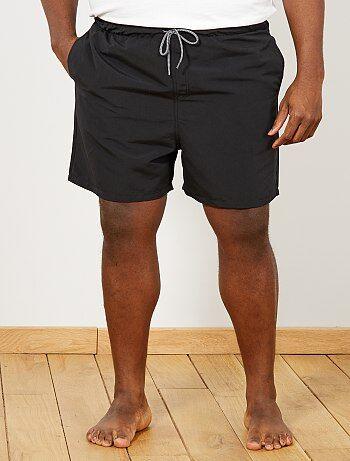 maillot de bain plage homme grande taille homme kiabi. Black Bedroom Furniture Sets. Home Design Ideas