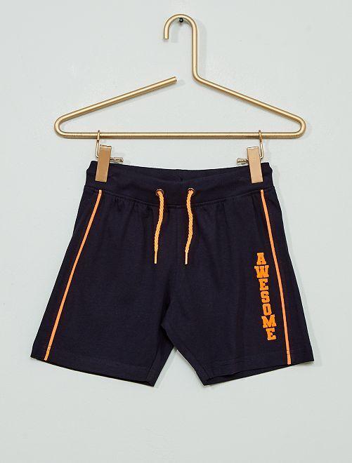 Short de sport                                         marine
