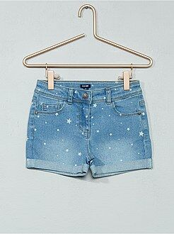 Short en denim - Kiabi