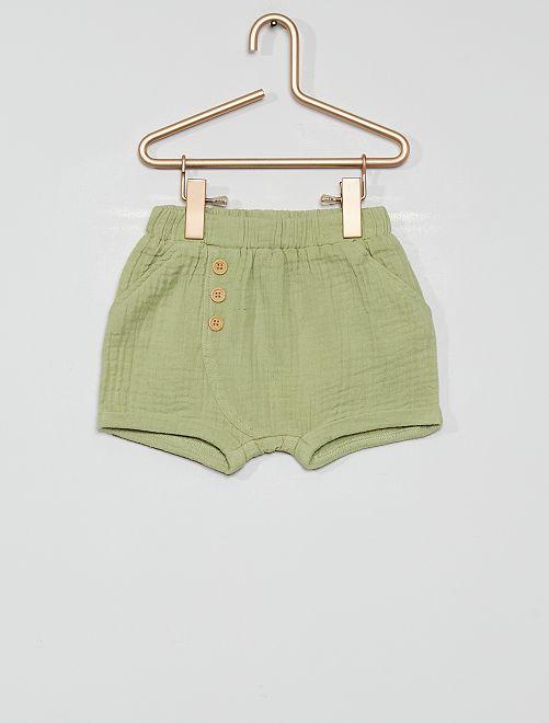 Short en lange éco-conçu                                                     vert