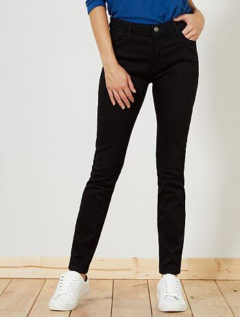 Slim slim taille haute longueur US28 - Kiabi