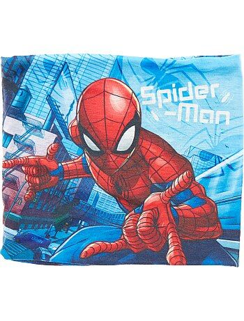 Snood doublé polaire 'Spiderman' - Kiabi