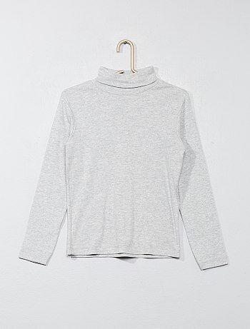 Sous-pull pur coton - Kiabi