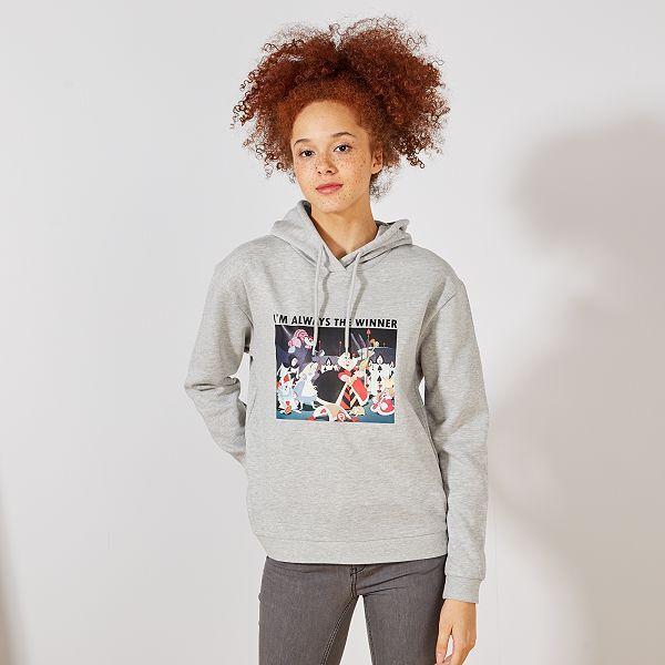 coupon codes latest fashion pretty cheap Sweat à capuche 'Alice au pays des merveilles'