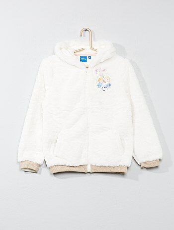 Sweat en peluche 'La Reine des neiges' - Kiabi