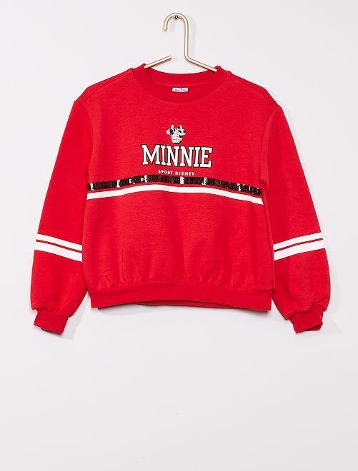 Sweat 'Minnie'                                         rouge