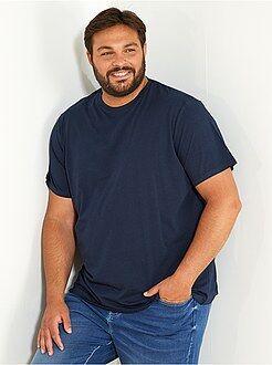 T-shirt comfort en jersey - Kiabi