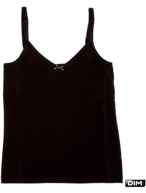T-shirt 'Dim'                                          noir