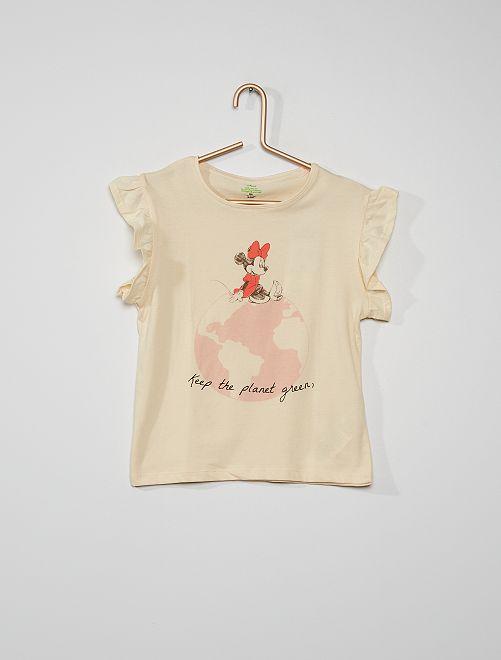 T-shirt 'Disney'                                         écru