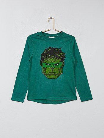 T-shirt 'Hulk' - Kiabi