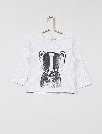 T-shirt imprimé animal - Kiabi