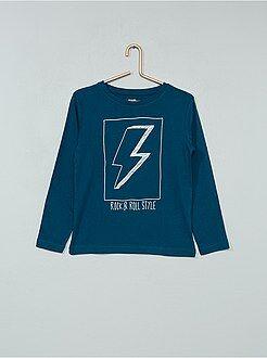 Tee shirt, polo taille 12a - T-shirt imprimé en coton