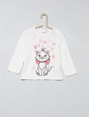 T-shirt imprimé 'Marie' - Kiabi