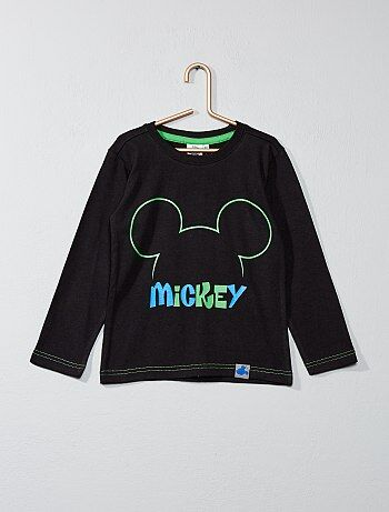 T-shirt imprimé 'Mickey' - Kiabi