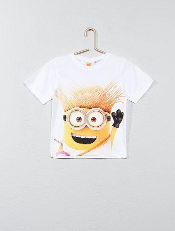 T-shirt imprimé 'Minions' - Kiabi