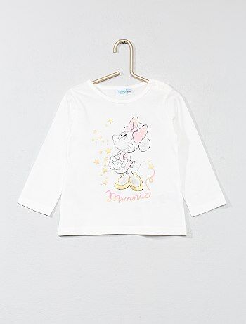 T-shirt imprimé 'Minnie' - Kiabi