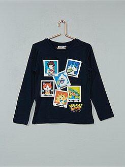Tee shirt, polo taille 12a - T-shirt imprimé 'Yo-Kai Watch'