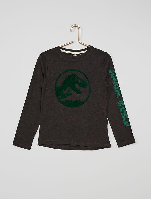 T-shirt 'Jurassic World'                             noir