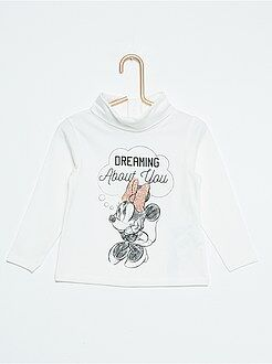 T-shirt manches longues 'Minnie Mouse'