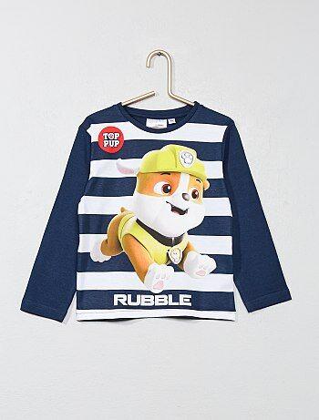 Garçon 3-12 ans - T-shirt 'Pat' Patrouille' - Kiabi