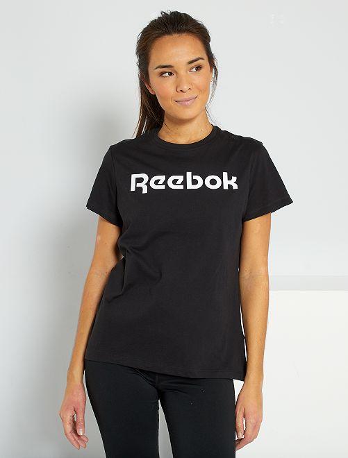 T-shirt 'Reebok'                             noir