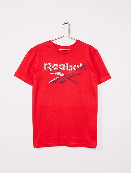 T-shirt 'Reebok'                                                     rouge