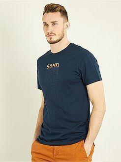 T-shirt imprimé - T-shirt regular imprimé +1m90 - Kiabi