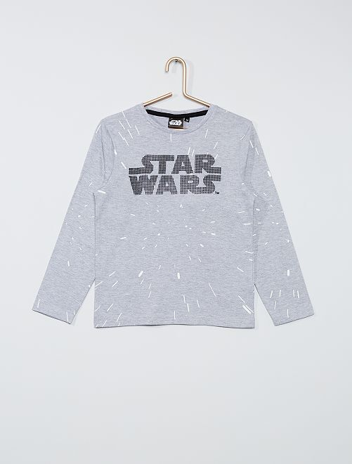 T-shirt 'Star Wars'                                         gris