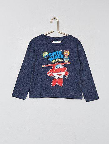 T-shirt 'Superwings' - Kiabi