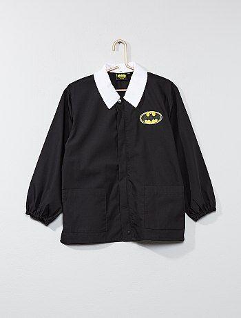 Tablier court en popeline 'Batman' - Kiabi