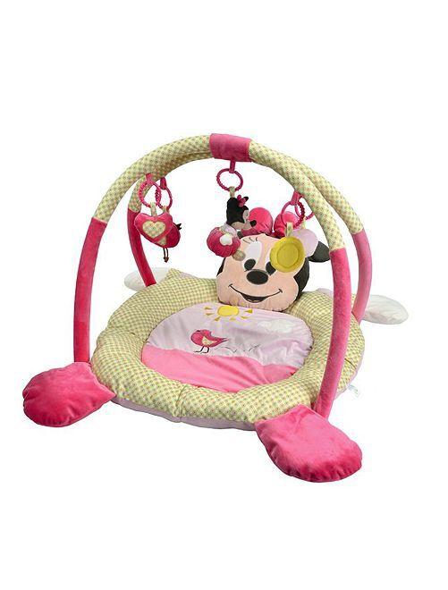 Tapis d'éveil Minnie                             rose