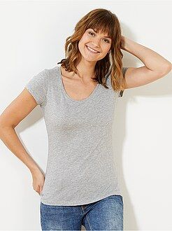 T-shirt manches courtes - Tee-shirt à manches courtes