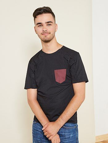 Tee-shirt à scratchs 'A&K Classics' - Kiabi