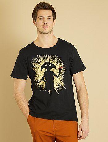 Tee-shirt imprimé 'Harry Potter' - Kiabi