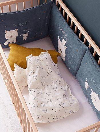 Tour de lit bébé - chambre de bébé, tour de lit pas cher   Kiabi