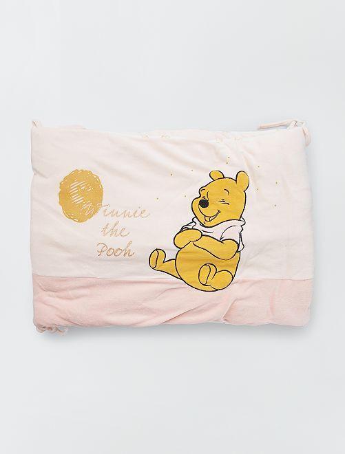Tour de lit 'Winnie' de 'Disney'                             ROSE
