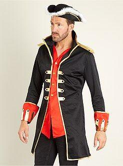 Déguisement homme - Veste de capitaine - Kiabi