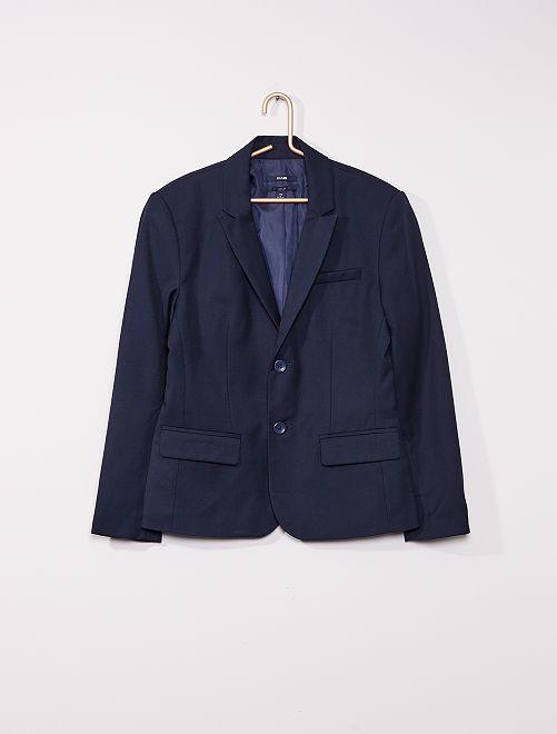Veste de costume                                         bleu marine