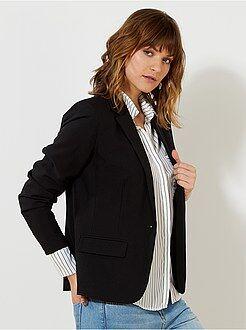 Veste de tailleur 1 bouton - Kiabi