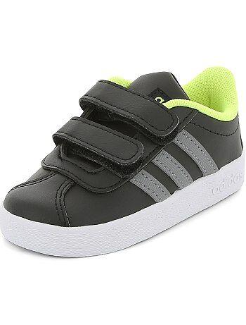 Baskets à scratchs 'Adidas VL COURT 2 CMF' - Kiabi