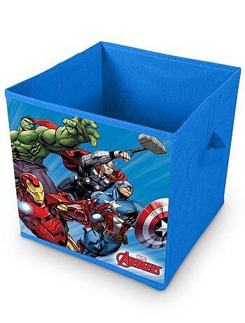 Boite de rangement 'Avengers' - Kiabi