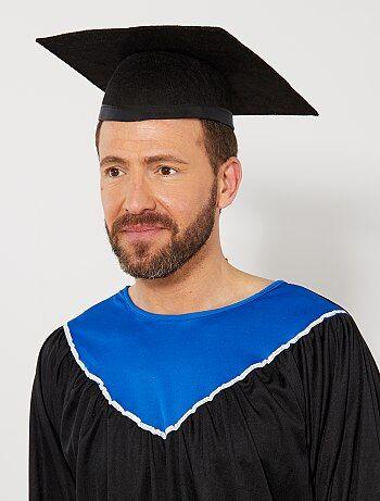 Chapeau d'étudiant diplômé - Kiabi