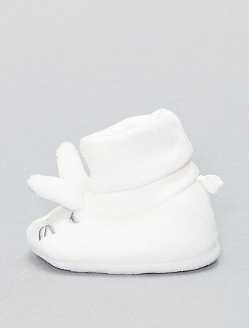 Chaussons têtes de lapins - Kiabi