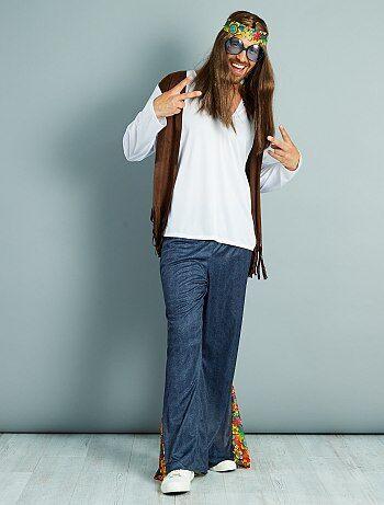 Déguisement de hippie - Kiabi