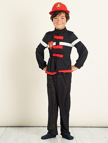 Enfant - Déguisement de pompier - Kiabi