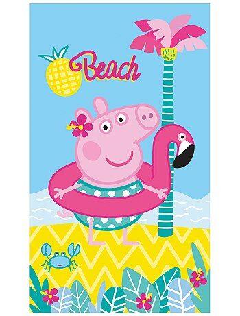 Drap de plage 'Peppa Pig' - Kiabi