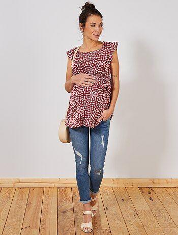 Maternité - Jean de grossesse slim fit - Kiabi