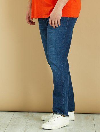 Jean fitted 5 poches - Kiabi